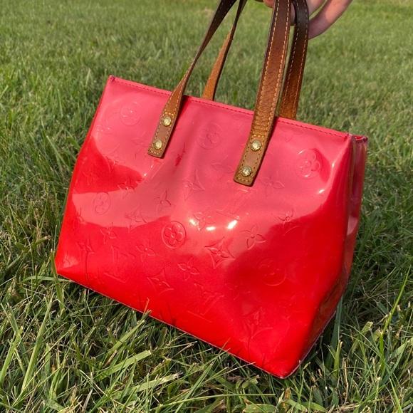 Louis Vuitton Handbags - Strawberry Cream Louis Vuitton Vernis Reade PM Bag